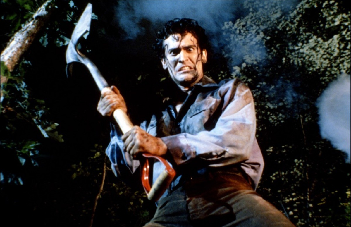Sam Raimi's Evil Dead movies are incredible