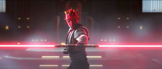 Star Wars: The Clone Wars Season 7's New Trailer Teases More Darth Maul Action