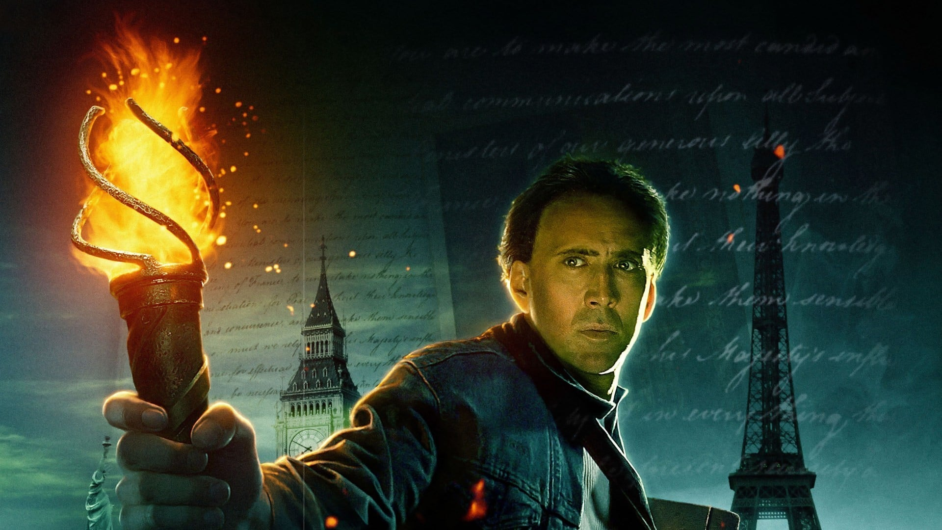National Treasure 3 is happening