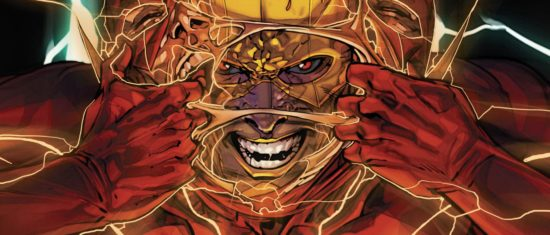 Reverse-Flash Rumoured To Be The Main Villain In The Flash Movie