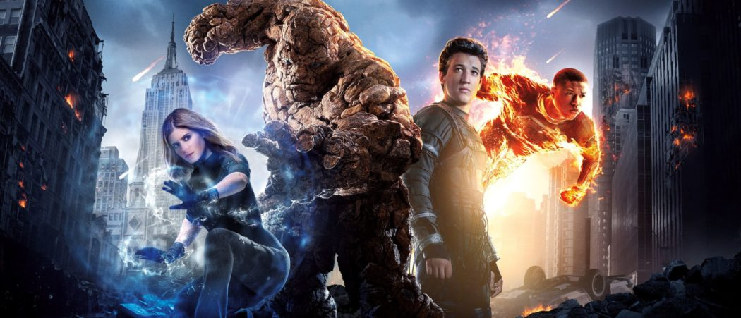 Fantastic Four Movie MCU