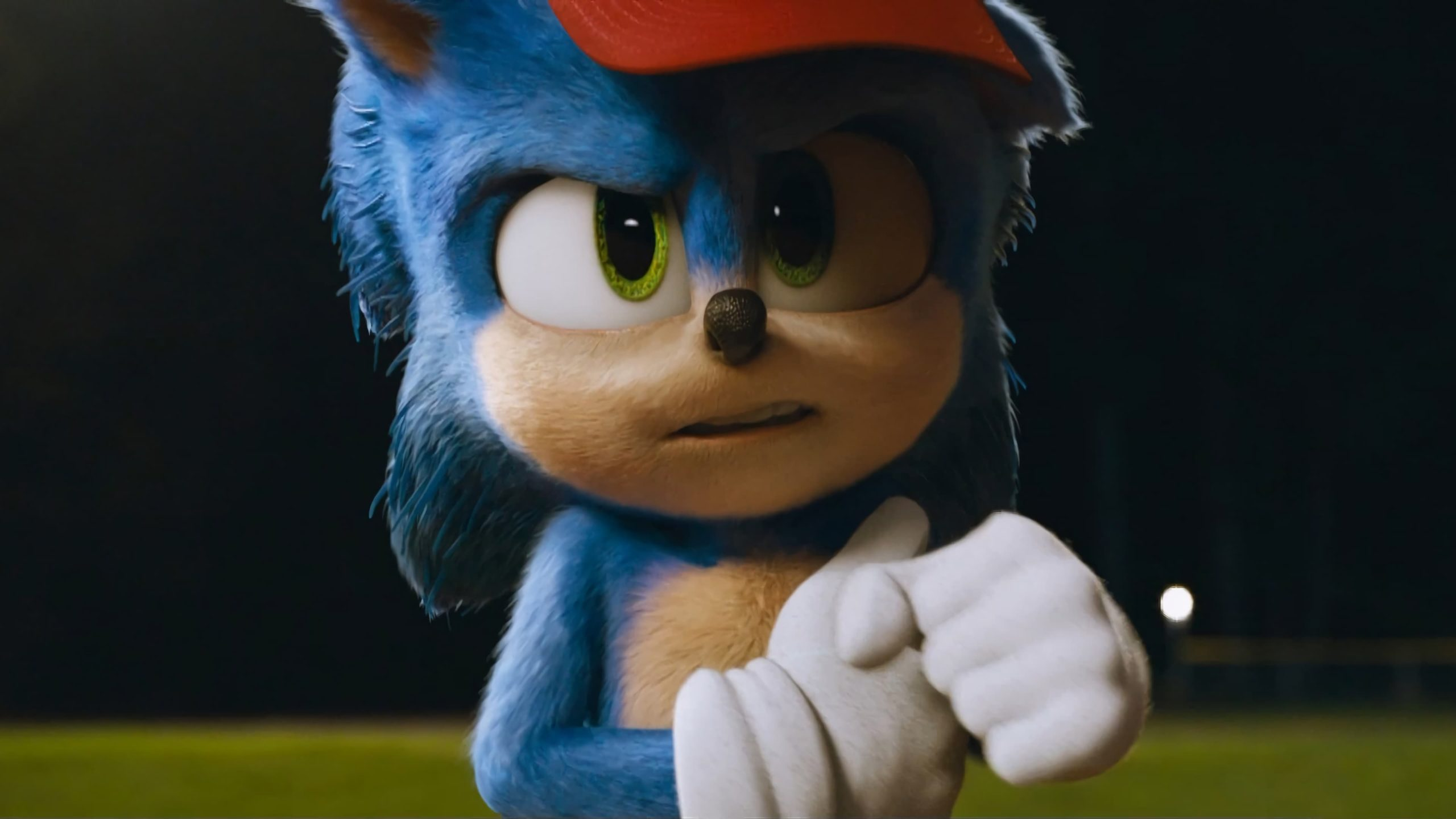 Ben Schwartz does an excellent job voicing Sonic