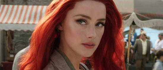 The Petition To Remove Amber Heard From Aquaman 2 Skyrockets After Leaked Phone Call
