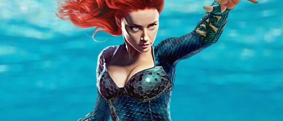 Amber Heard Rumoured To Be In Talks To Star In A Mera HBO Max Spinoff TV Show