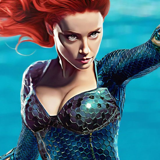 Amber Heard Teases Her Return As Mera In Aquaman 2
