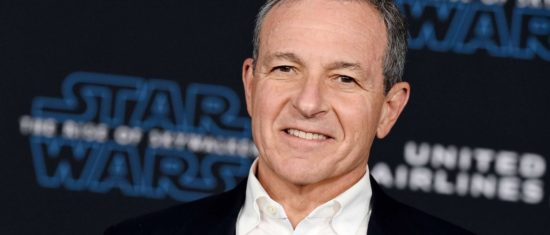 Bob Iger Has Stepped Down As Disney's CEO And Bob Chapek Has Stepped In