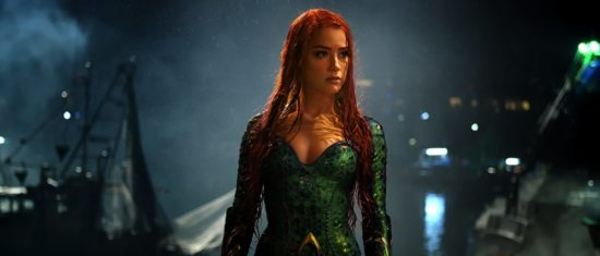 Zack Snyder's Justice League Might Not Feature Amber Heard As Mera