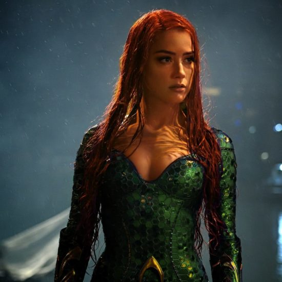 Amber Heard's Aquaman 2 Contract Reportedly Terminated By WB