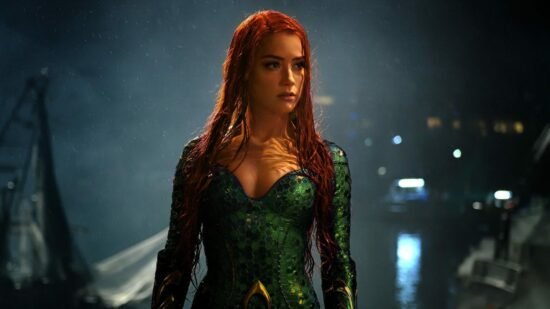 Amber Heard Could Get $10 Million For Aquaman 3