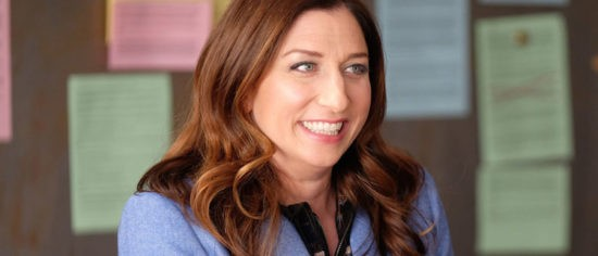 Brooklyn Nine-Nine Season 7 Won't Feature Chelsea Peretti As Gina Linetti