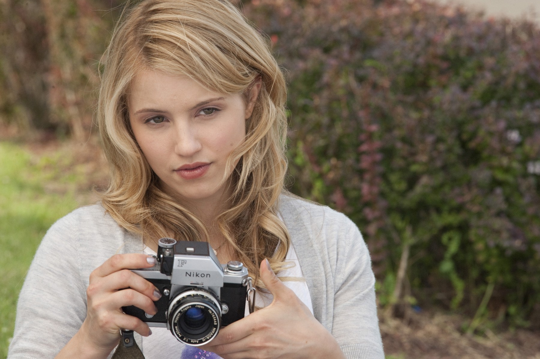 Dianna Agron in I Am Number Four