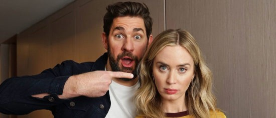 Why Marvel Has To Cast John Krasinski And Emily Blunt In Their Fantastic Four Movie