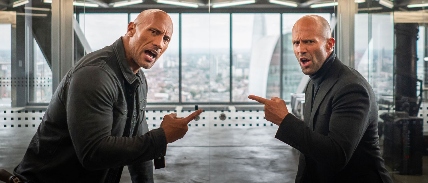 Hobbs and Shaw will be made into a trilogy