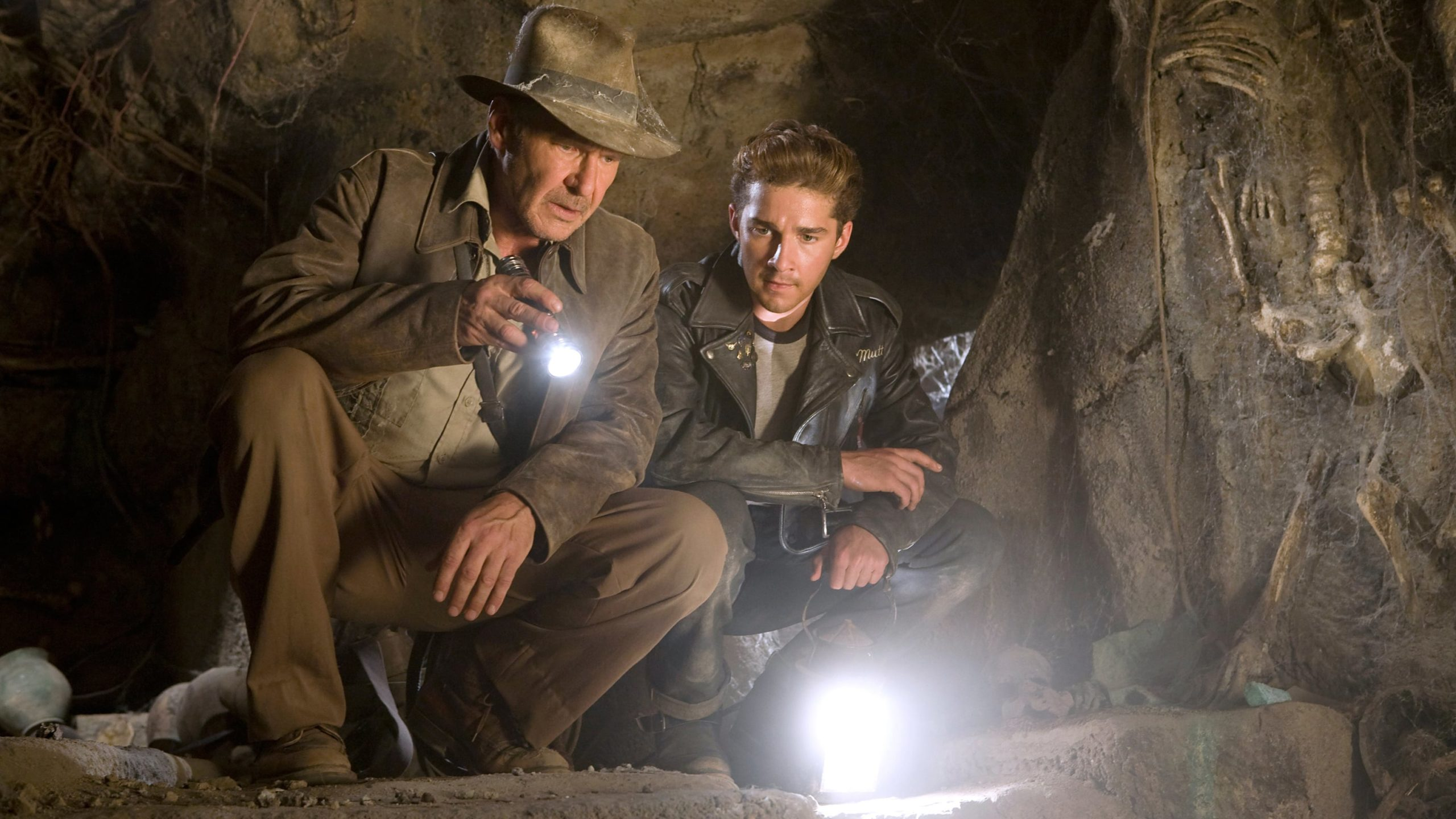Indiana Jones 5 Harrison Ford Shia LaBeouf