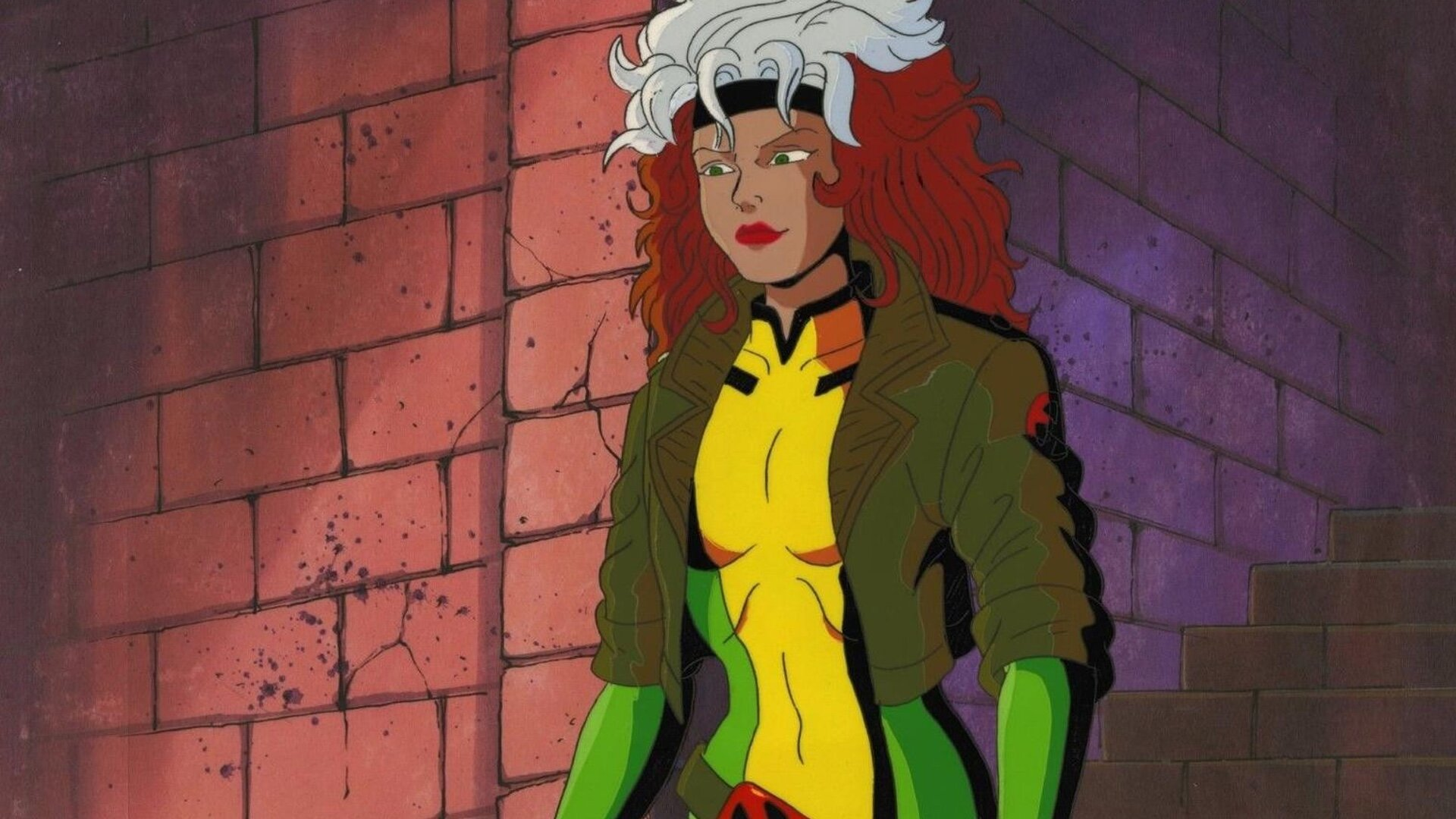 X-Men Rogue Captain Marvel 2