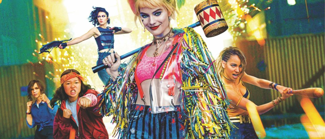 Birds of Prey Review movie Harley Quinn Margot Robbie