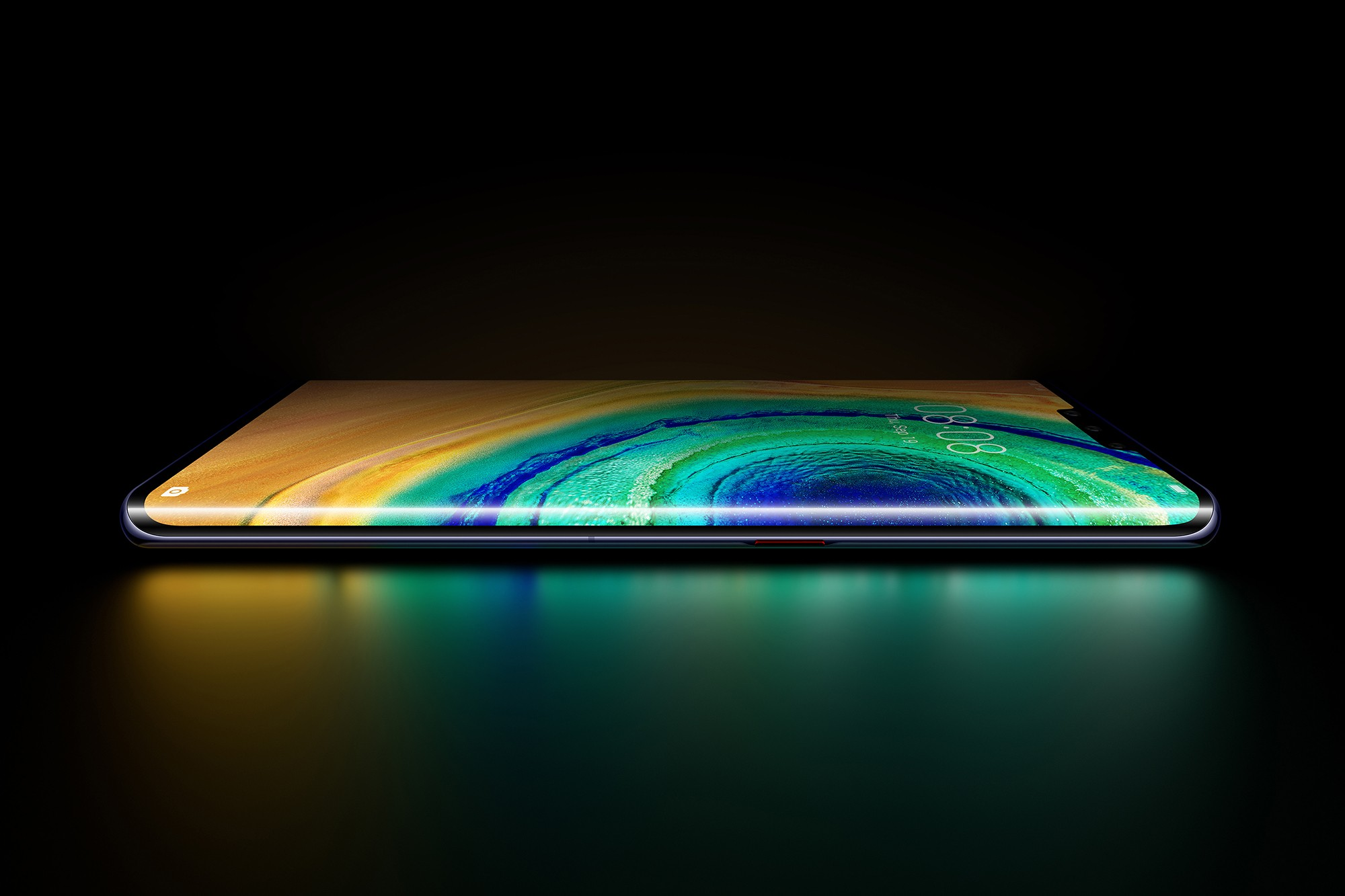 The Huawei Mate 30 Pro is being released in the UK