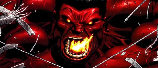 Red Hulk Might Make His MCU Debut In Marvel's She-Hulk Series