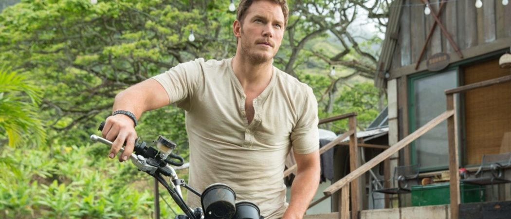 Jurassic World TV show Chris Pratt Indiana Jones cancel