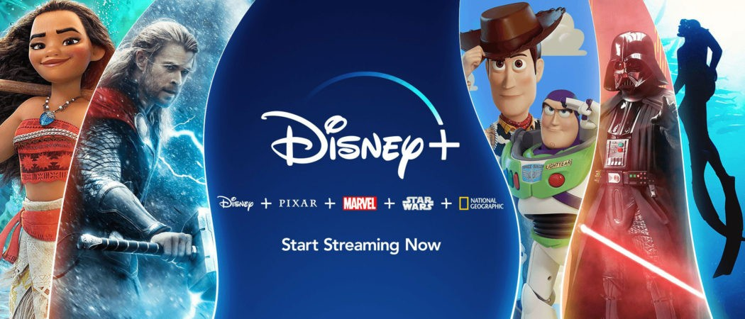 Disney Plus is coming to India