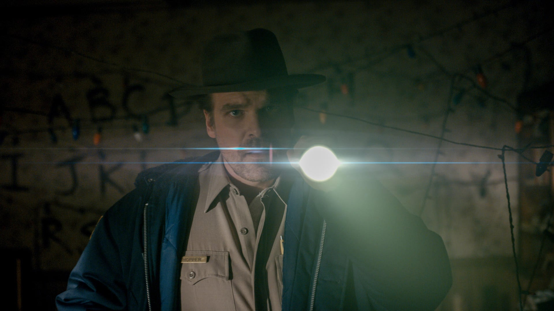 Jim Hopper - David Harbour - could get his own Stranger Things spinoff