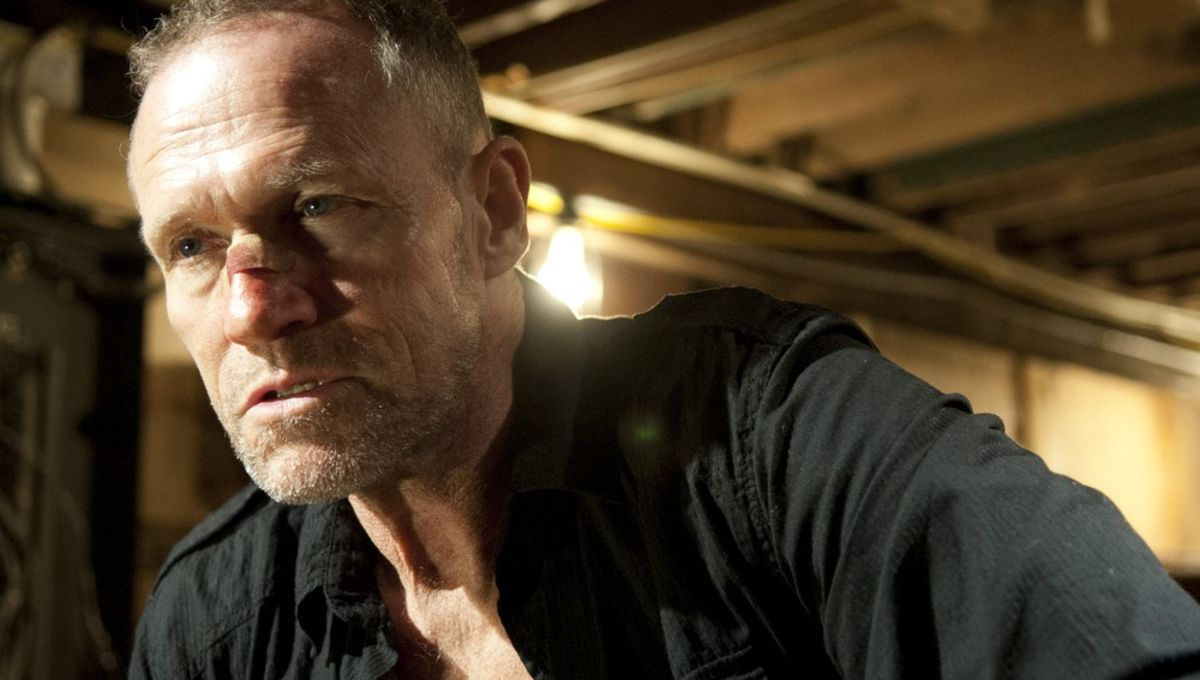 "Image: Michael Rooker on ""The Walking Dead"""