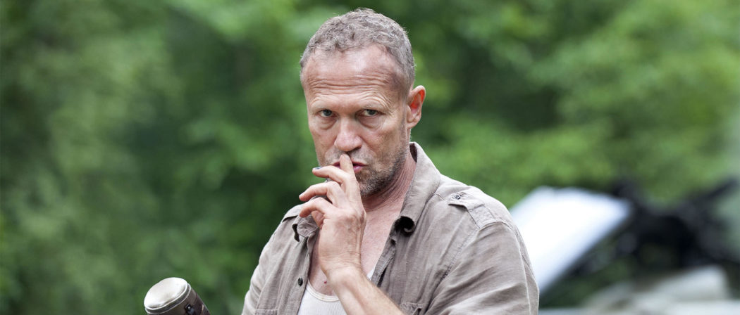 Michael Rooker The Walking Dead Merle Dixon