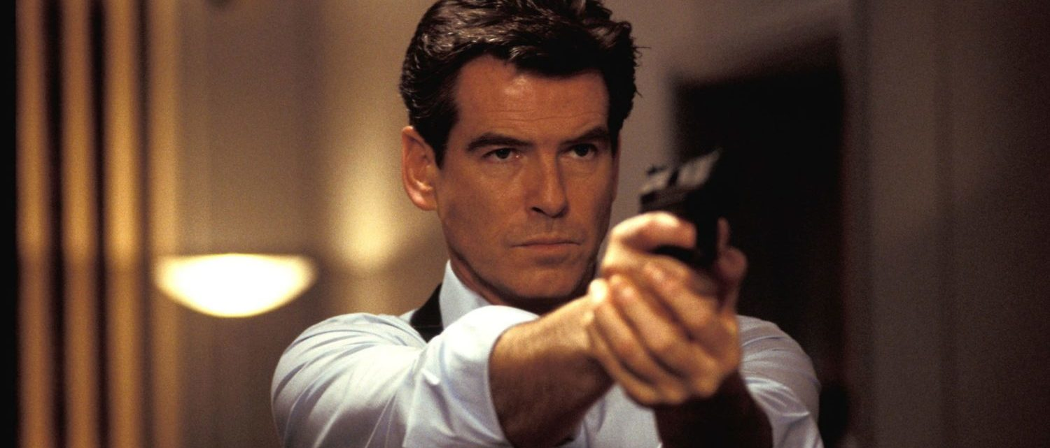 Pierce Brosnan James Bond Villain