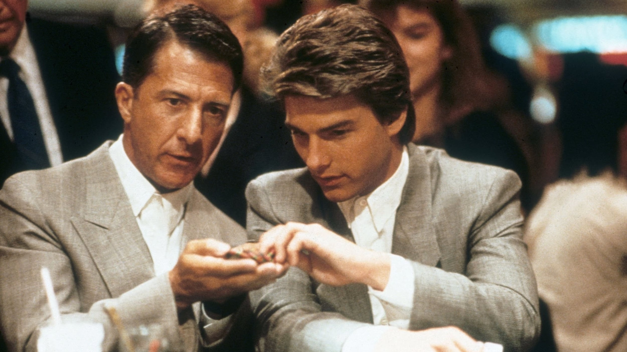 Rain Man Movie Blackjack scene