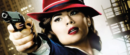 First Look At Agent Carter And Agents Of SHIELD Crossover Revealed