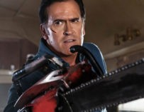 Bruce Campbell Teases He's Finished Filming Doctor Strange 2