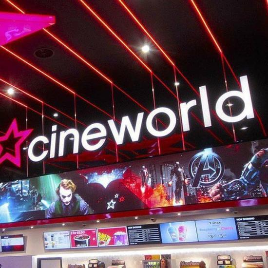 Cineworld Loses £1 Billion Due To COVID-19