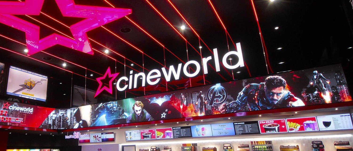 cineworld cinemas closure covid 19