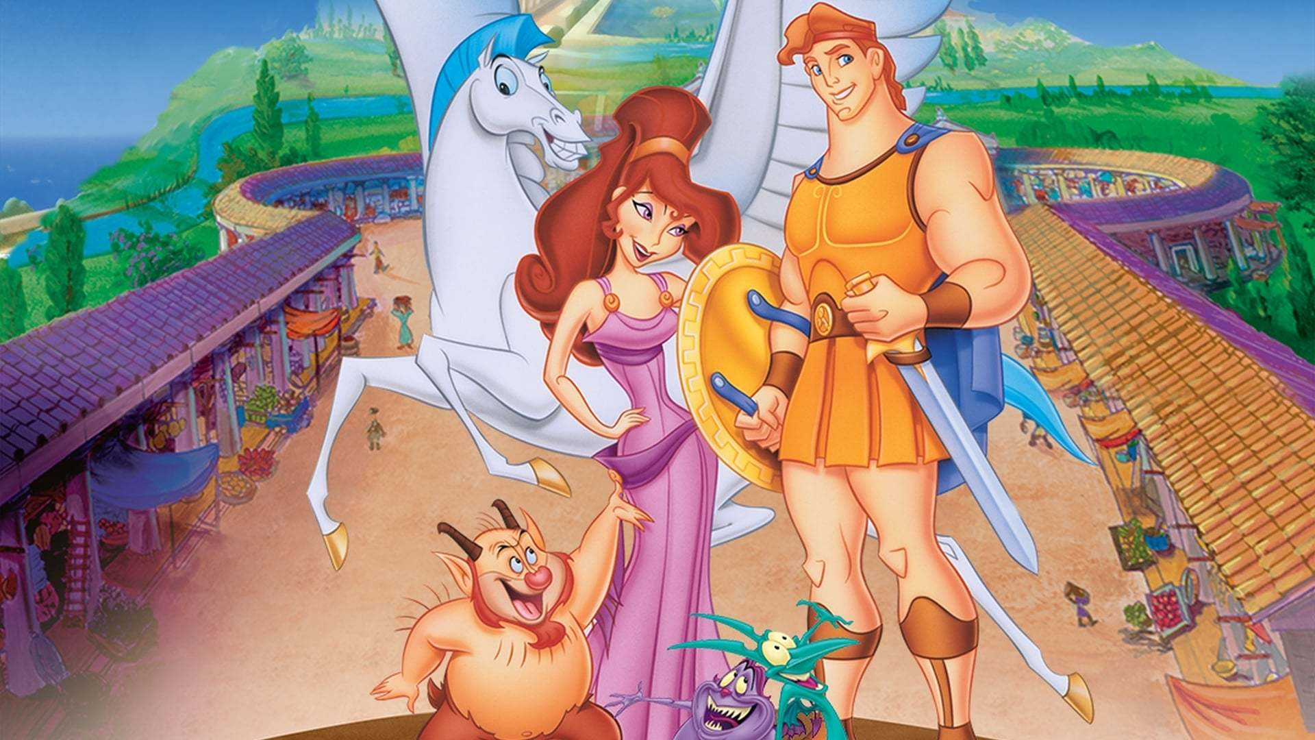 Hercules live-action movie in the works at Disney