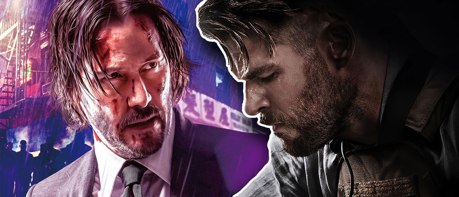 Is Netflix S Extraction A Better Action Movie Than The John Wick Films Small Screen