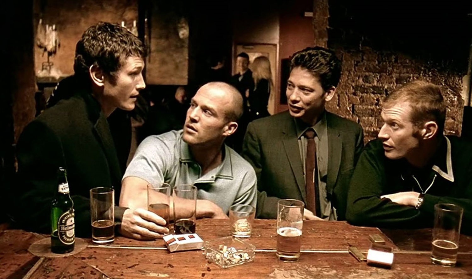 Lock, Stock as Two Smoking Barrels is just a great movie