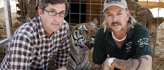 Tiger King's Carol Baskin Didn't Kill Her Husband According To Louis Theroux