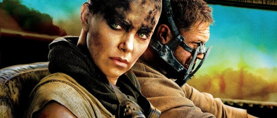 Charlize Theron Is Posting Incredible Mad Max: Fury Road Behind-The-Scenes Pics