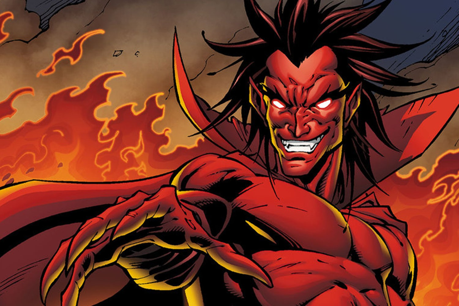 Could Bruce Campbell cameo as Mephisto in Doctor Strange 2