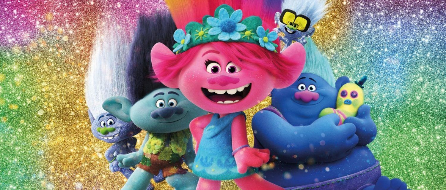 Trolls World Tour has done better than the first Trolls movie