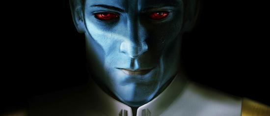 Benedict Cumberbatch Will Not Be Playing Thrawn In Live-Action