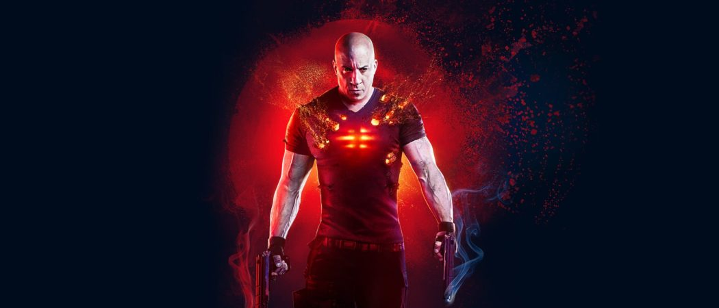 Vin Diesel Bloodshot movie
