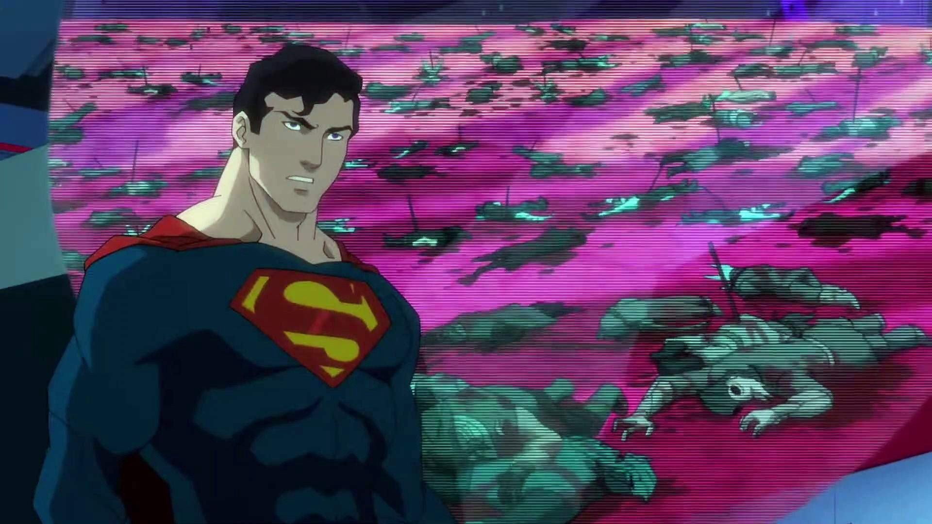Superman in Justice League: Apokolips War - Credit: Warner Bros.