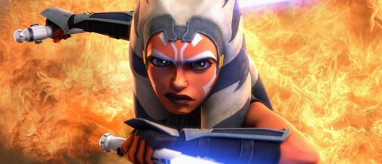 New Star Wars Poster May Reveal How Ahsoka Tano Will Look In The Mandalorian