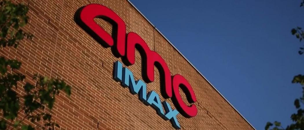 Amazon might end up owning AMC cinemas