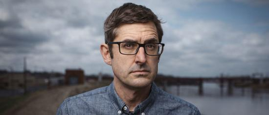 Fans On Social Media Think Louis Theroux Was In A Fight