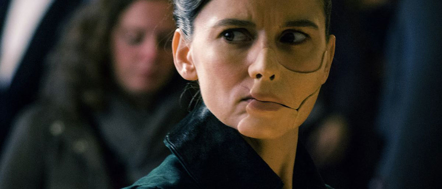 Doctor Poison in Wonder Woman