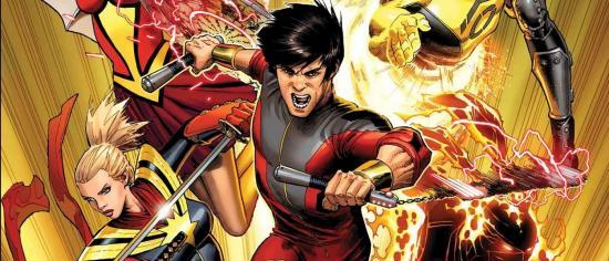 Marvel Studios' Shang-Chi Movie Has Wrapped Production