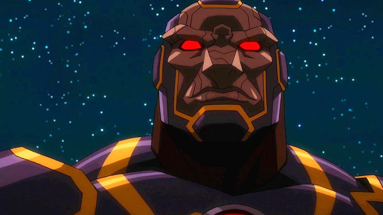 Darkseid in Justice League: Apokolips War