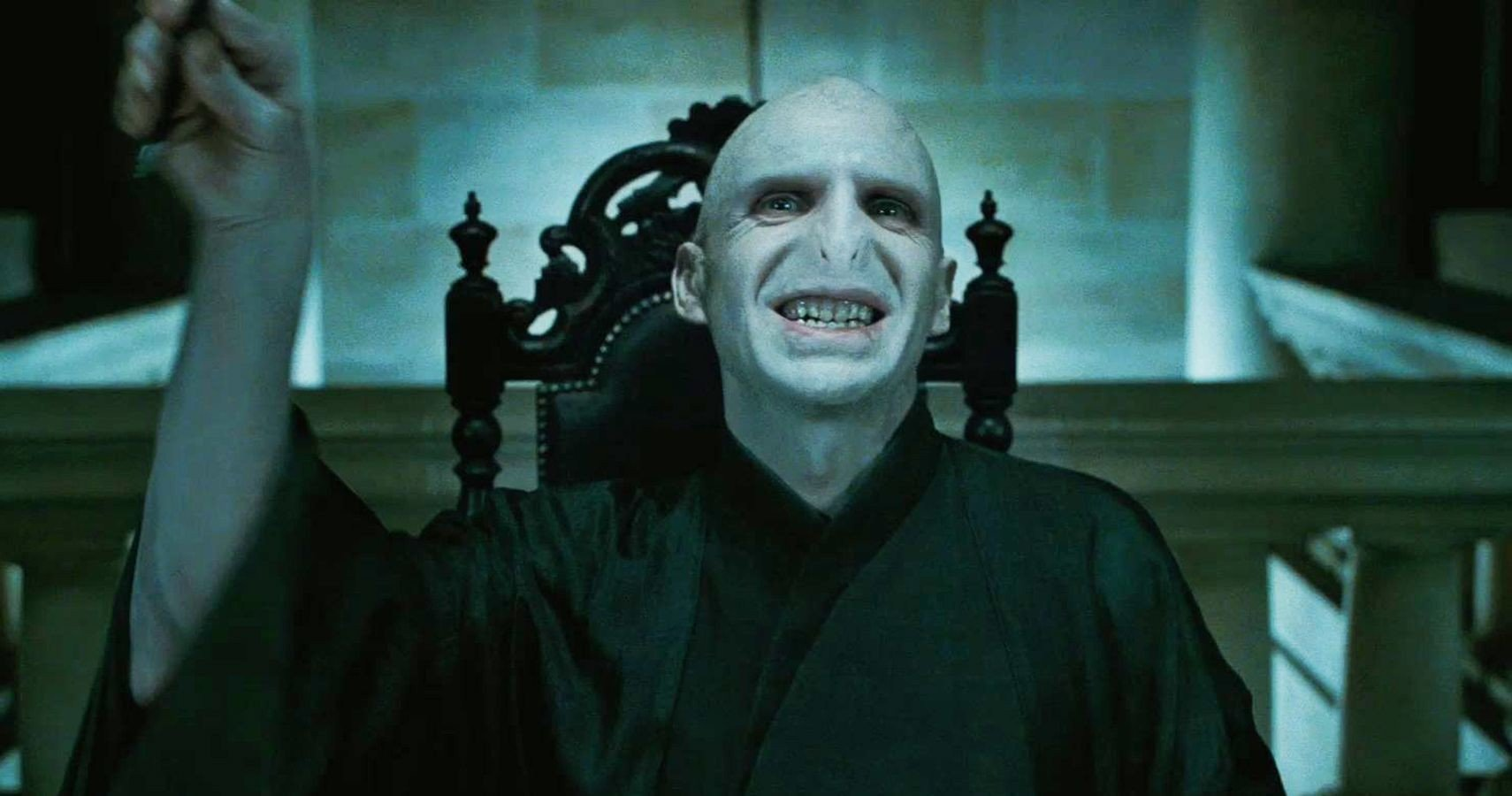 Lord Voldemort is the best supervillain